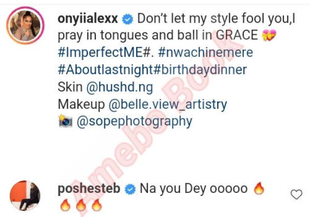 Don't Let My Style Fool You Onyii Alex (2) Amebo Book