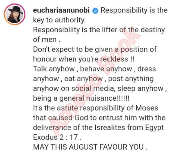 Position Of Honour When You're Reckless Eucharia Anunobi (2)