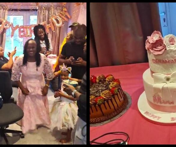 Patience Ozokwo's 63rd Birthday Party - Amebo Book