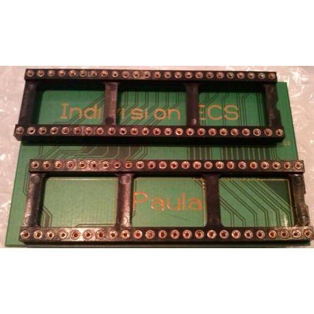 Adaptateur Indivision ECS pour Amiga 1000