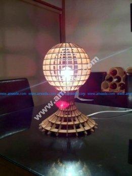 3D Puzzle Lamp