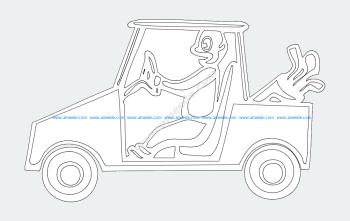 Golf-cart 00 1