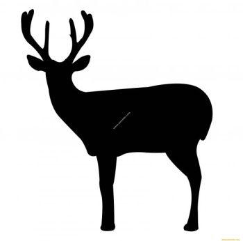 Deer dxf file