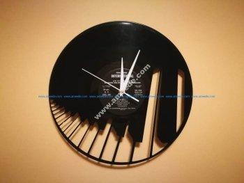 Orologio Vinile_Pianoforte