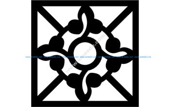 Grille Pattern