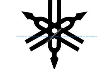 Yamaha Logo Vector