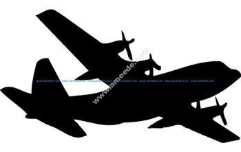 C-130 Silhouette