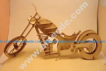 Big motorcycle Bayk