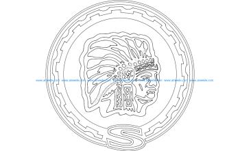 jeep-cherokee Emblem