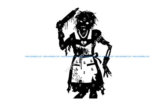 zombie-target-wife