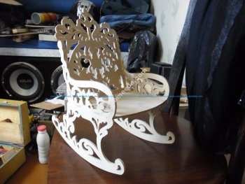 кресло качплка ( rocking chair )