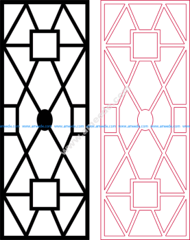 Dxf Pattern Designs 2d 150 – Amee House