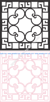Dxf Pattern Designs 2d 156