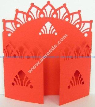 Gate Fold Card 11