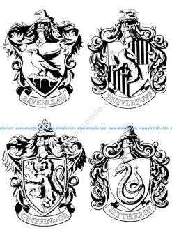 Harry Potter Vector Art
