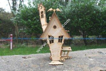 House 3D Puzzle