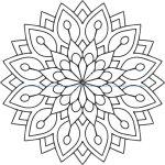Mandala Des Flower