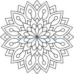 Flower Autocad Block Free CAD Block | Graphic Design Vector