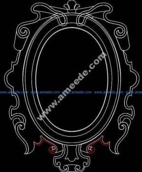 Mirror Frame 0556