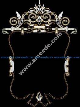 Mirror Frame 0568