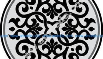 Modello Custom Stencil Pattern | Graphic Design Vector