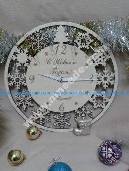 Newyear Clock