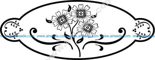 Flower Design 23 Eps Amee House