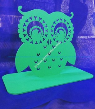 Owl Earring Holder Jewelry Stand