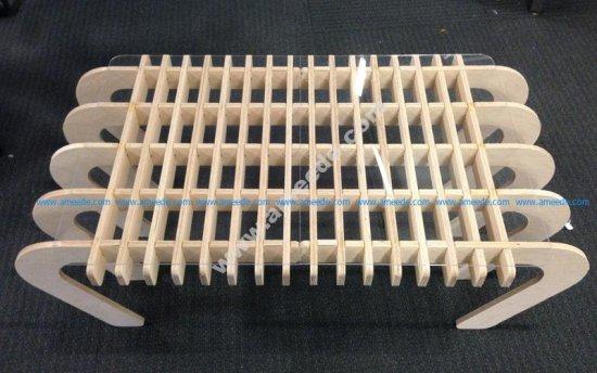 Plywood Table Modern Design
