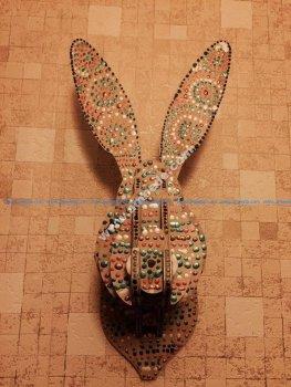 Rabbit Head 3D Plan