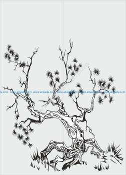 Sandblast Pattern 2193