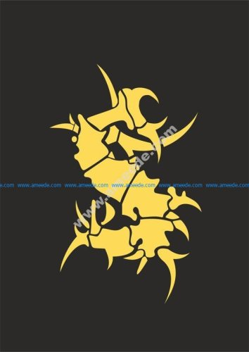 Sepultura Logo – Tribal