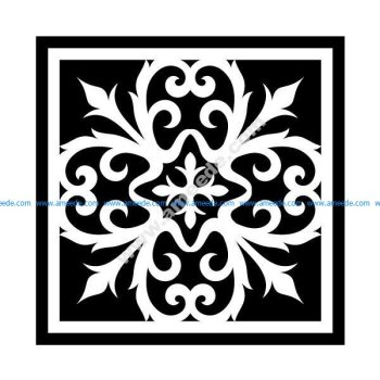 Stencil design Great for the laser cutter