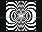 Swirl Laser Cut
