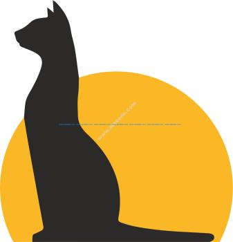 TV-2 Logo Cat Without Border