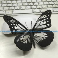 Vector Cutout Butterfly