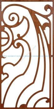 Wall Separator 300-V145