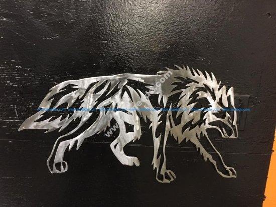 Wolf Tribalda