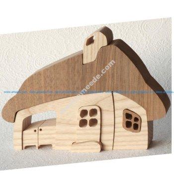 Wooden Toy Ev