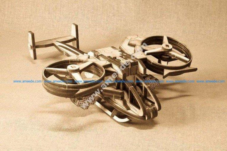 vertolet-skorpion CDR