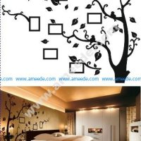Family Tree Frame Free Vector