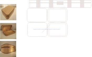 Shkatulka 3 Free Vector