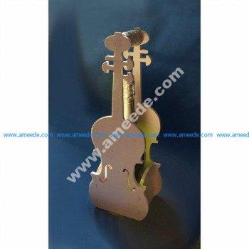 Box for Champagne Violin