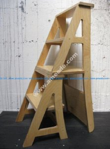 Chair stepladder