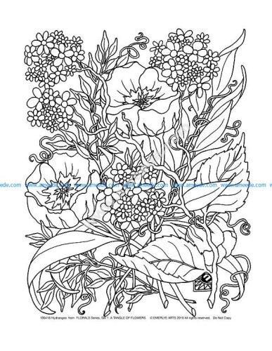 Fleurs et vegetation 5