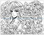 Justcolor manga 5