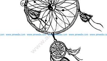 Mandala A Colorier Gratuit Attrape Reve De Valentin Amee House