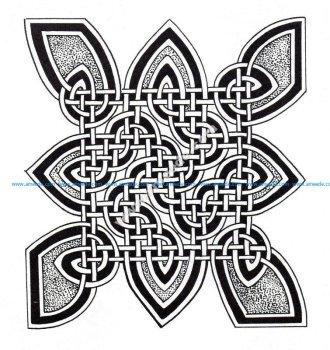 Mandala celtique 11