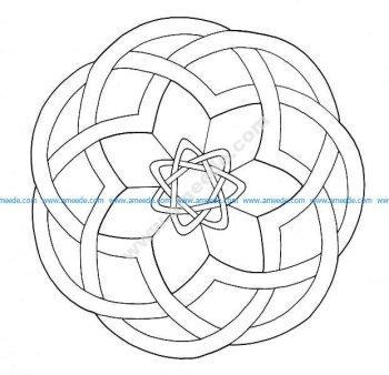 Mandala celtique 20