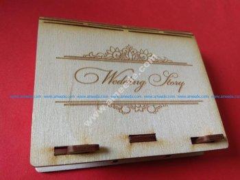 Wooden Box Wedding